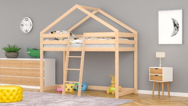 Kids loft bed Lasse