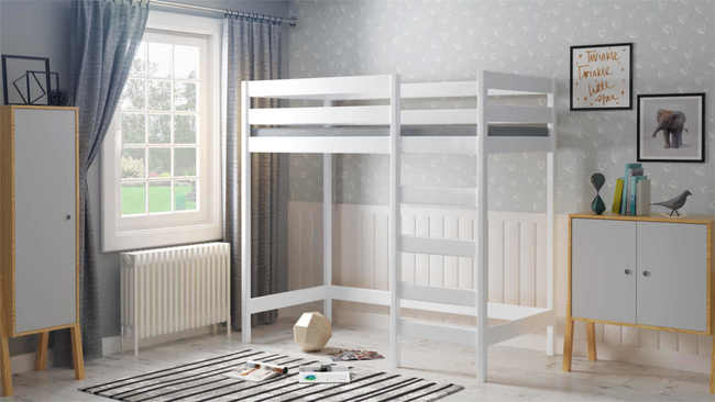 Loft bed Luki Plus L1