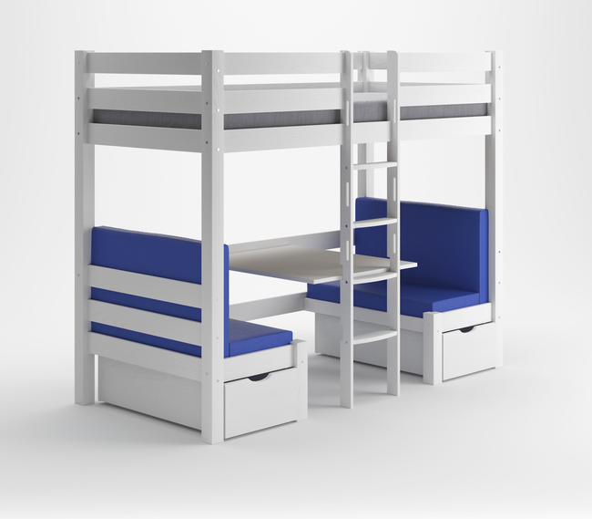 Kids Loft Bed Mila 3