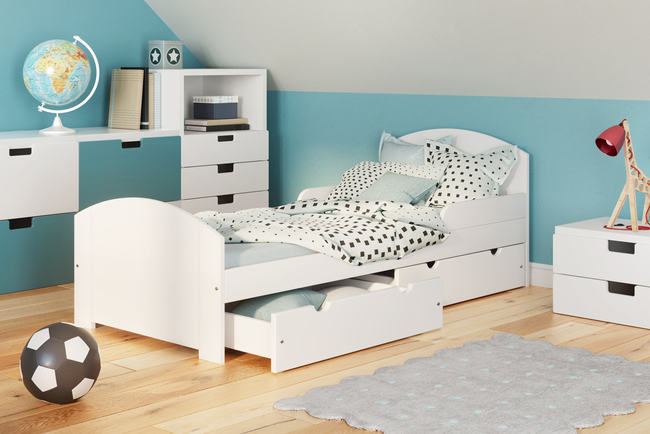 Kids single bed Billy