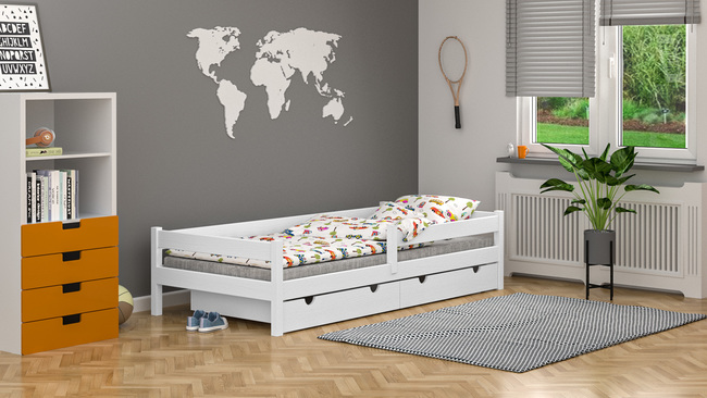 kids beds solid wood