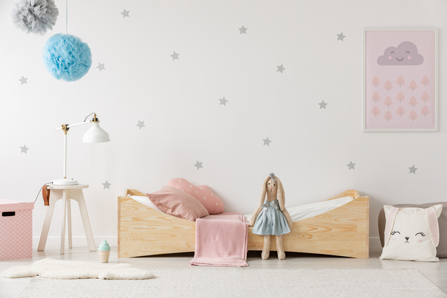 bed for child