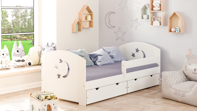 Molly single bed for kids 2