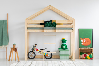 loft bed for kids
