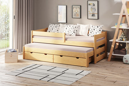Paul Duo trundle bed for kids 4