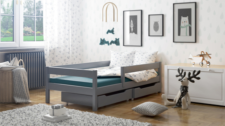 Felix single bed for kids 7