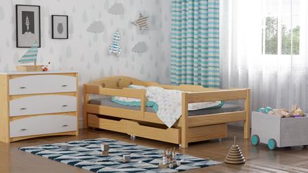 Oliwka single bed for kids 3