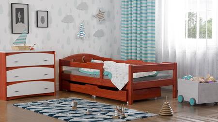 Oliwka single bed for kids 6