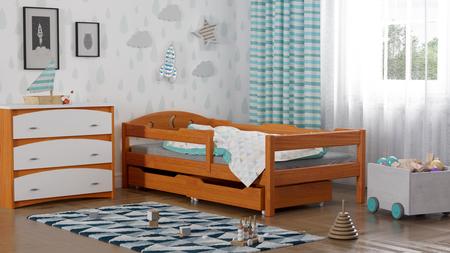 Oliwka single bed for kids 8
