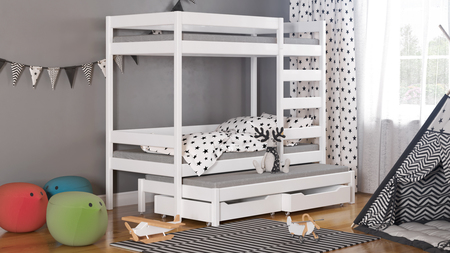 Trimi T1 bunk bed for kids