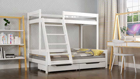 Bunk bed for kids Theo T1