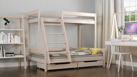 Bunk bed for kids Theo T1 4