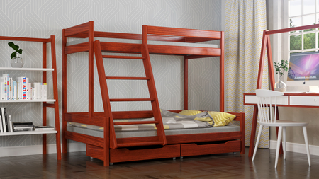 Bunk bed for kids Theo T1 5