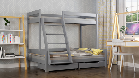 Bunk bed for kids Theo T1 6