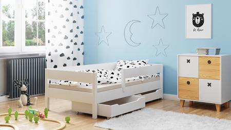 Miki single bed for kids