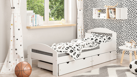 Timon single bed for kids