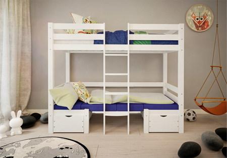 Kids Loft Bed Mila 6