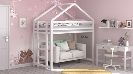 beds from solid wood, scandinavian beds, beds for children, single bed, ecological beds, eco beds, beds in Scandinavian style, single beds, child beds, bed for child, kids beds, child mezzanine, mezzanine for children, house bed, mezzanine house