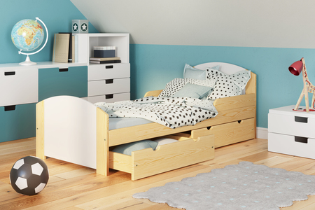 Kids single bed Billy 3