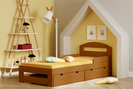 Timon S single bed for kids 4