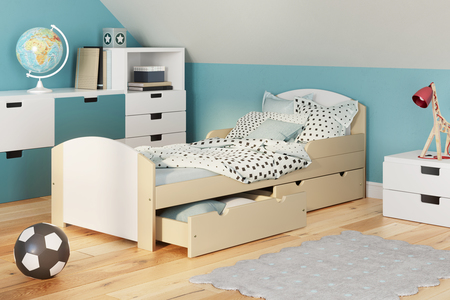 Kids single bed Billy 5