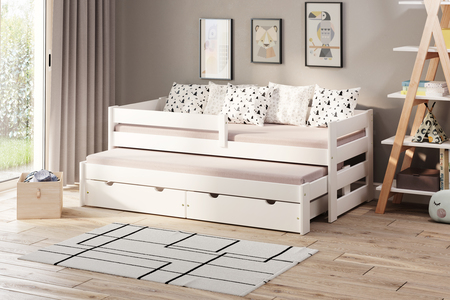 Paul Duo trundle bed for kids