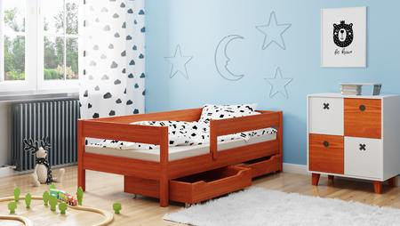 Miki single bed for kids 3
