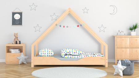 baby floor bed, Montessori bedroom