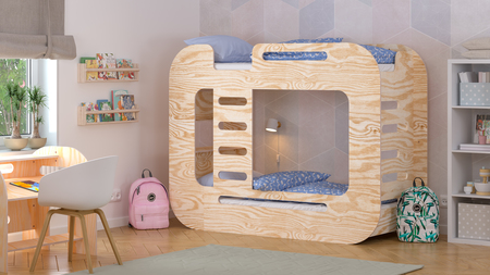 plywood beds, scandinavian beds, beds for children, single bed, eco beds, plywood furniture, scandinavian style beds