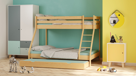 Bunk bed for kids Lucy