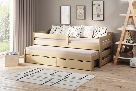 Paul Duo trundle bed for kids 2