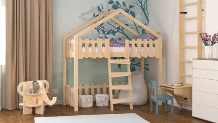 scandinavian style beds