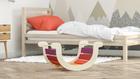 children's furniture, home training, wooden rocker, children's room, furniture for children