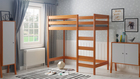solid wood loft bed