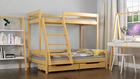 Bunk bed for kids Theo T1 3
