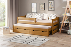 Paul Duo trundle bed for kids 5