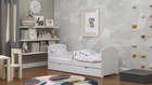 children's furniture, beds for children, children's furniture, a bed for a child, a bed for a child with a barrier