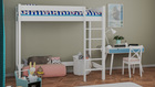 children loft beds
