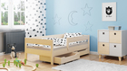 Miki single bed for kids 5