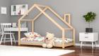 baby floor bed