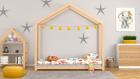 Montessori floor bed, baby floor bed