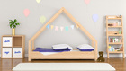 baby floor bed, Montessori bedroom